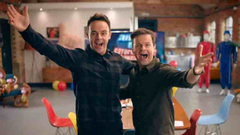 ant and dec saturday night takeaway trailer