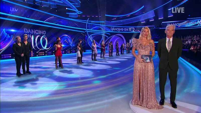 dancing on ice 2020 results january 26