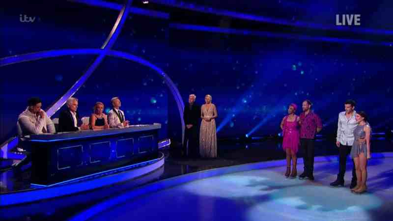 dancing on ice results 2020 a 2