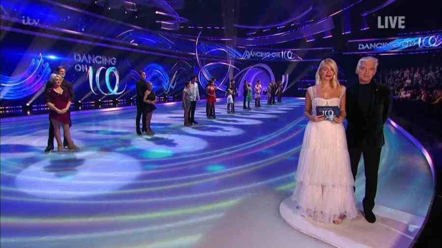 dancing on ice results 2020 week 3