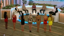 Love Island 2020 results group