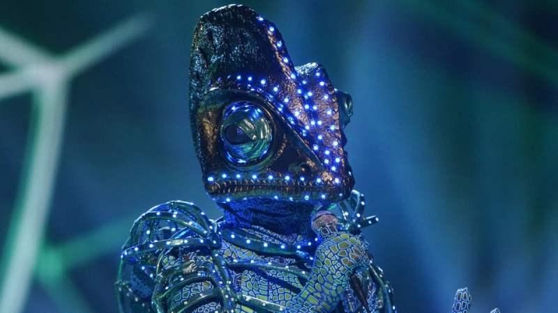 Who is Chameleon The Masked Singer