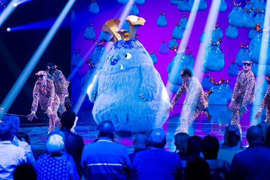 The Masked Singer: Ep2 on ITV