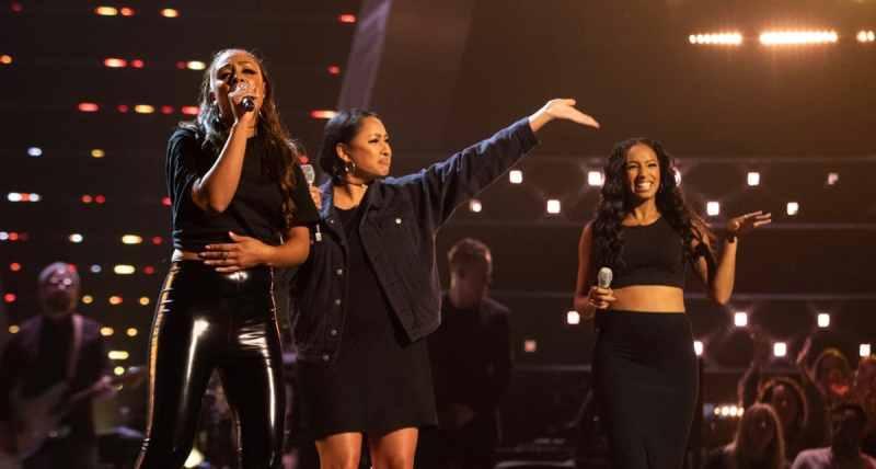 So Diva (Jenny, Tania and Danni)