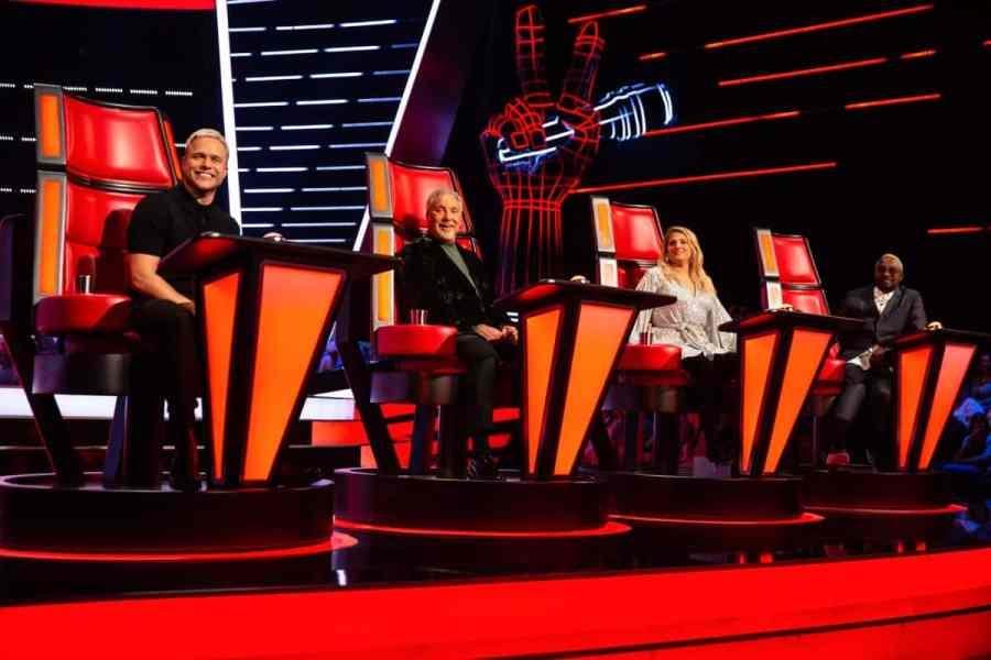 The Voice UK: SR4: Ep5 on ITV