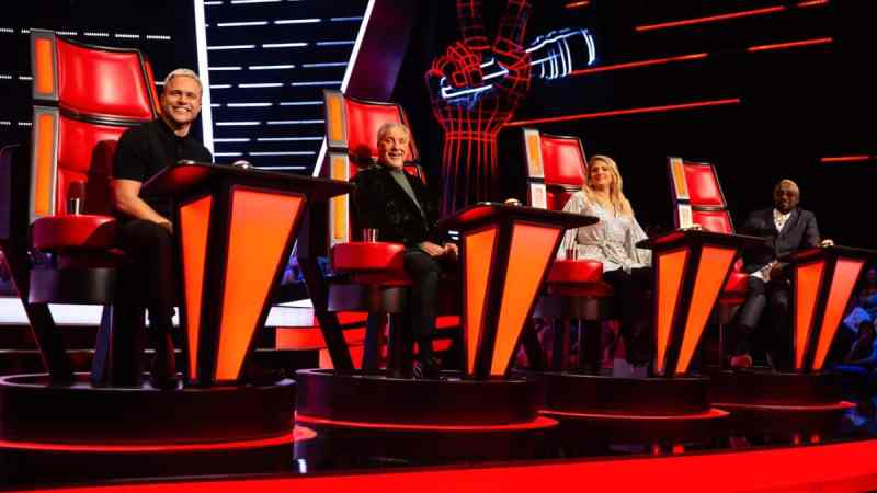 The Voice UK: SR4: Ep5 on ITV
