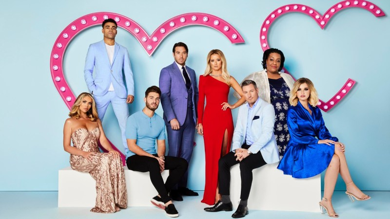 Celebs Go Dating S8 cast line up