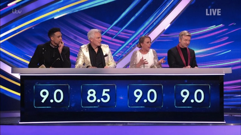 dancing on ice 2020 results leaderboard
