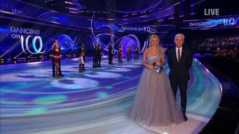 dancing on ice results 2020 b