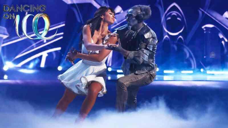 dancing on ice week 5