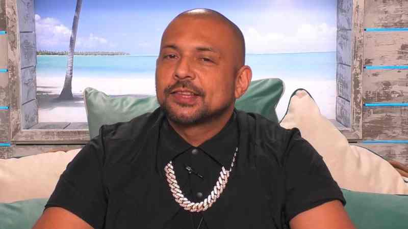 sean paul love island