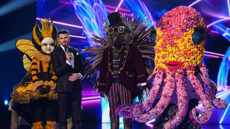 The Masked Singer: Ep8 on ITV