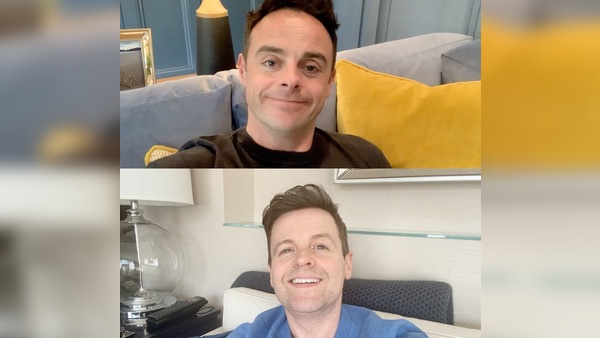 Ant and Dec launch mental wellness campaign Britain Get Talking on ITV