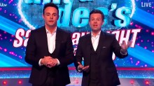 ant dec saturday night takeaway k