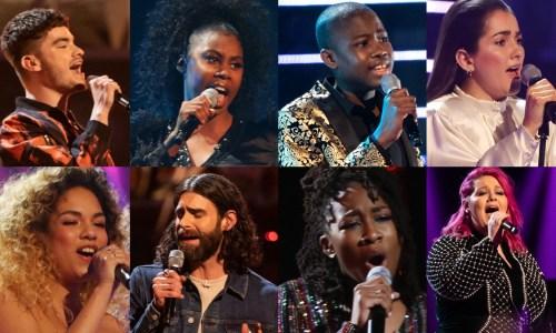 the voice uk 2020 semi-finalists