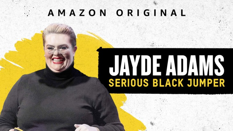 jayde adams amazon original