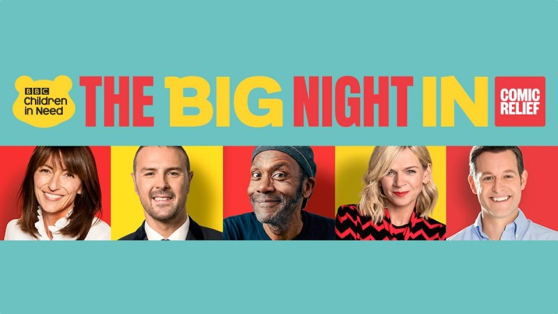 the big night in line up bbc one