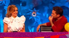 Catherine Tyldesley celebrity juice