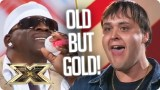 x factor funny old auditions