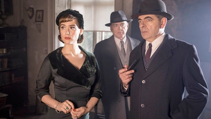 Maigret Christmas Special 2020 Maigret's Night at the Crossroads cast from ITV drama as it