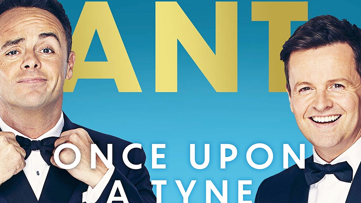 Ant and Dec reveal new book Once Upon A Tyne - pre-order here!
