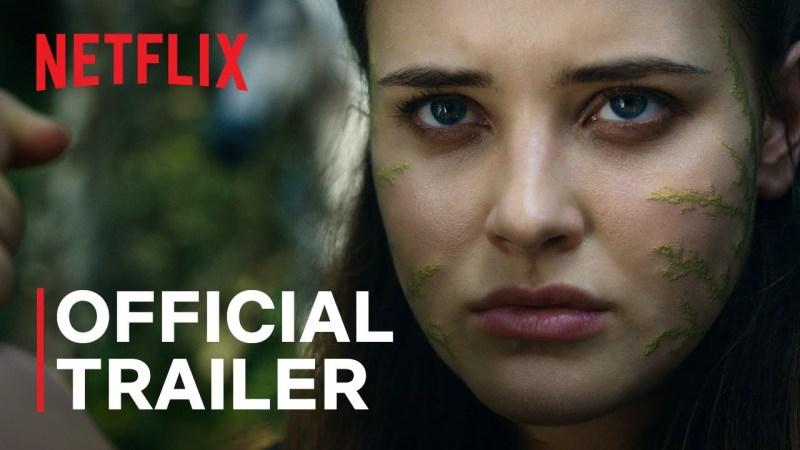 cursed netflix cast release trailer