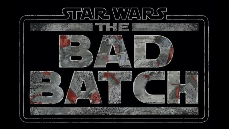 disney star wars The Bad Batch