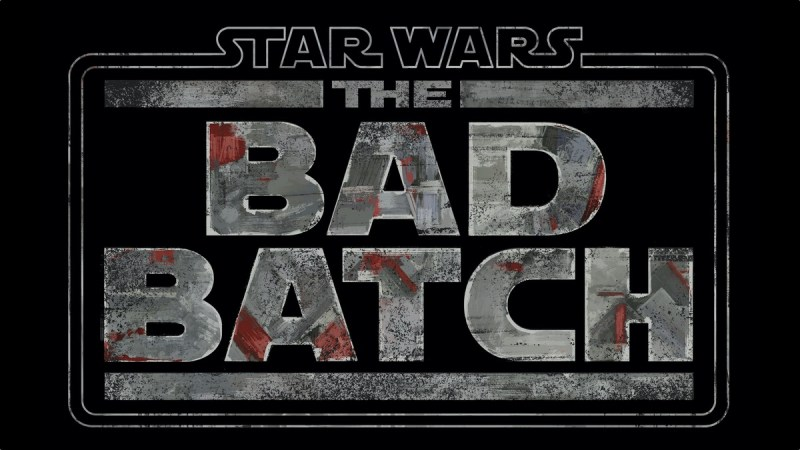 disney star wars The Bad Batch