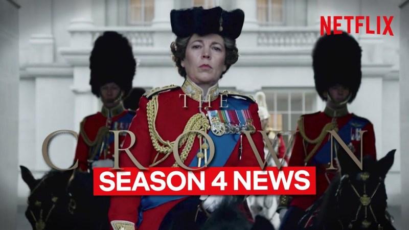 the crown season 4 release date