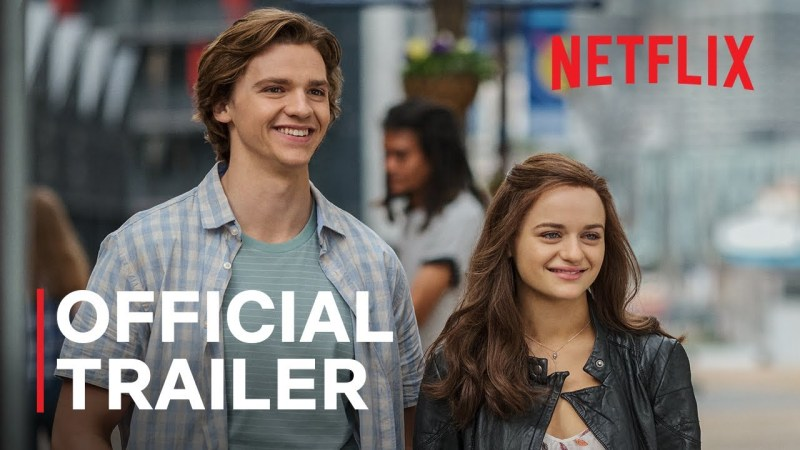 the kissing booth 2 trailer release date uk