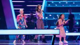 Team Will: Ruby, Misha and Victoria perform.