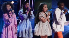the voice uk kids semi-finals