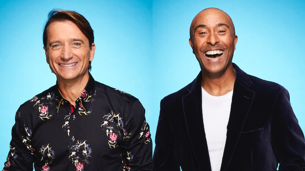 Olympians Graham Bell and Colin Jackson confirmed for Dancing On Ice