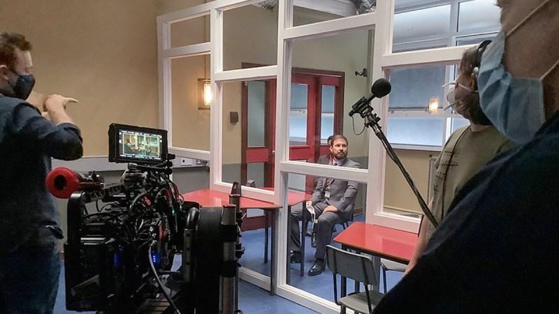 line of duty series 6 filming