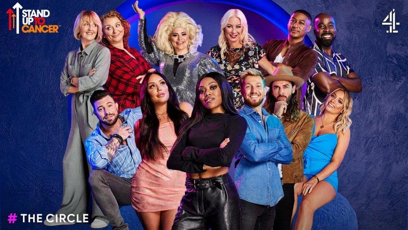 the celebrity circle line up cast