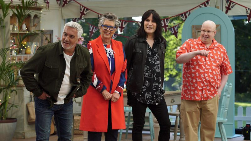 The Great British Bake Off results Ep3