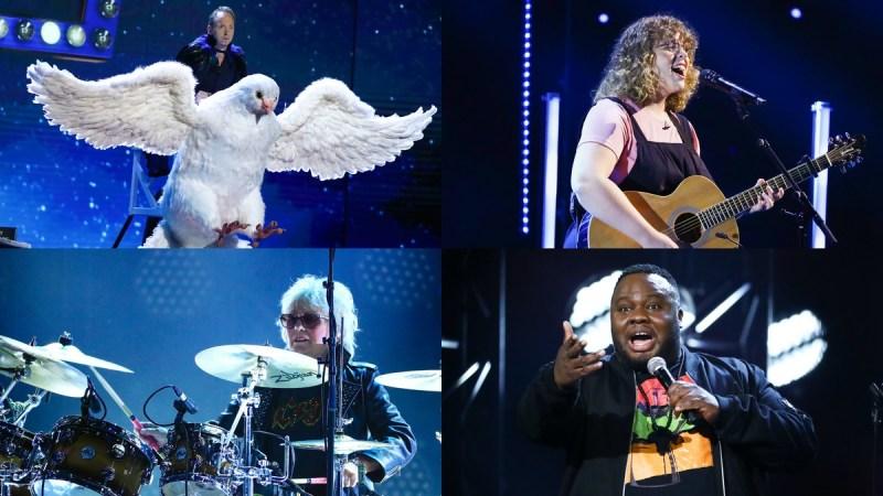 britains got talent 2020 week 5 acts