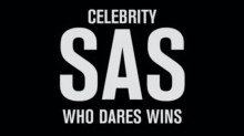 celebrity sas who dares wins