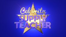 celebrity supply teacher