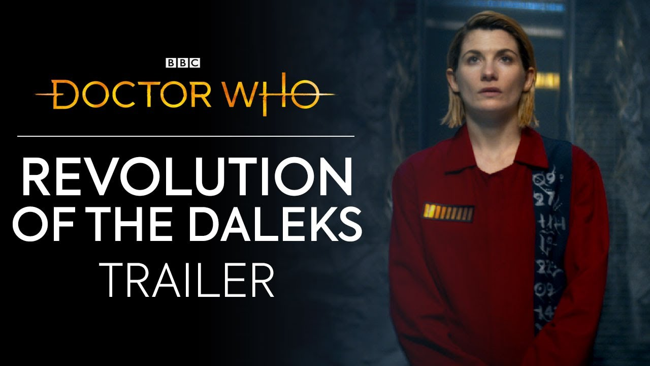 BBC America's Doctor Who: Revolution of the Daleks Trailer Released