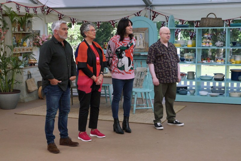 The Great British Bake Off Ep6