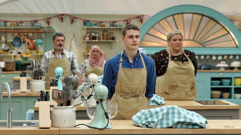 The Great British Bake Off Ep4 results