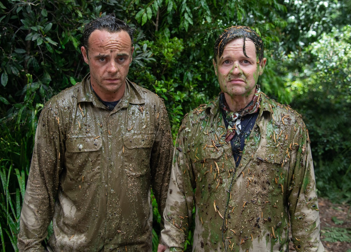 Slime has come for Ant & Dec to face fears…