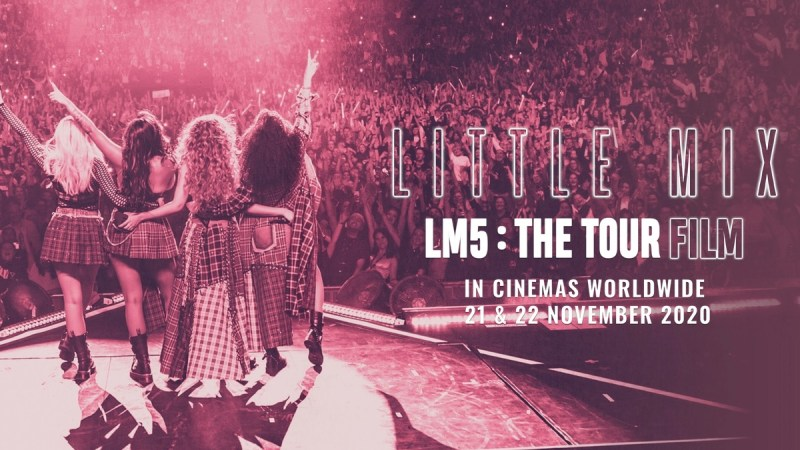 little mix tour film