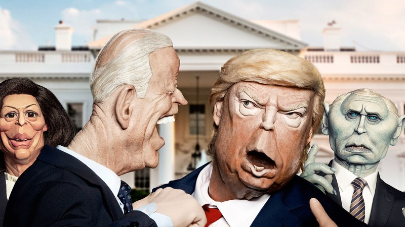 spitting image election special