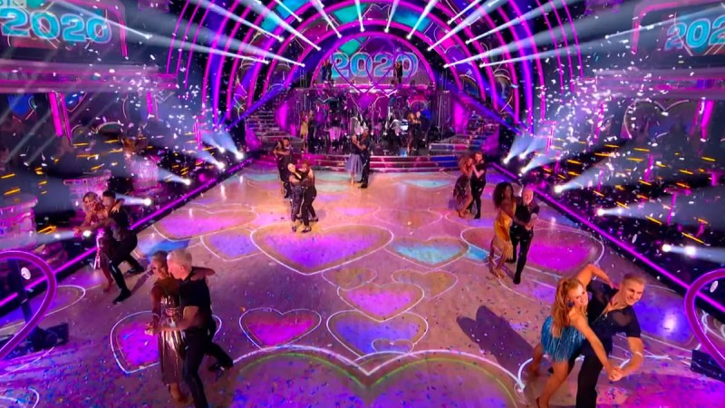 strictly come dancing first dance 2020