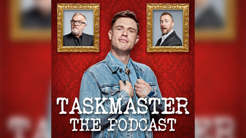 taskmaster podcast