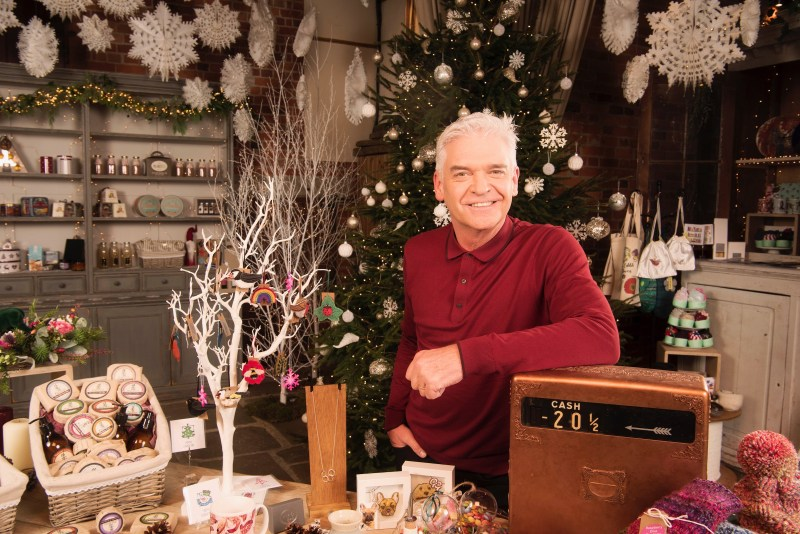 How To Spend it Well at Christmas Phillip Schofield - 1