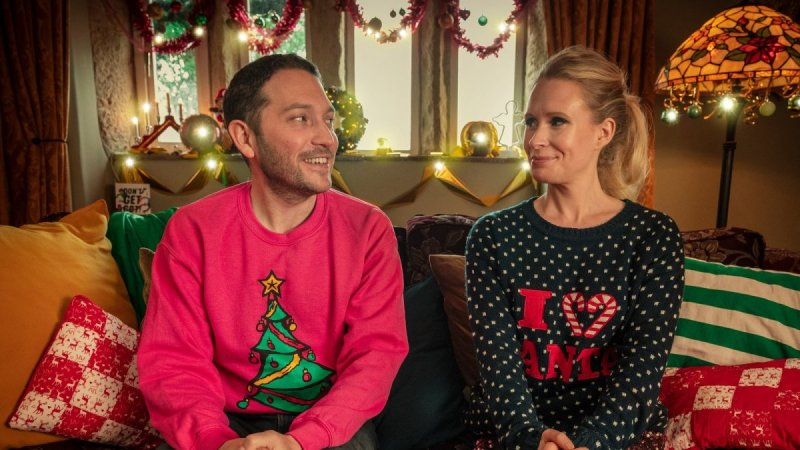 Meet The Richardsons Christmas specials
