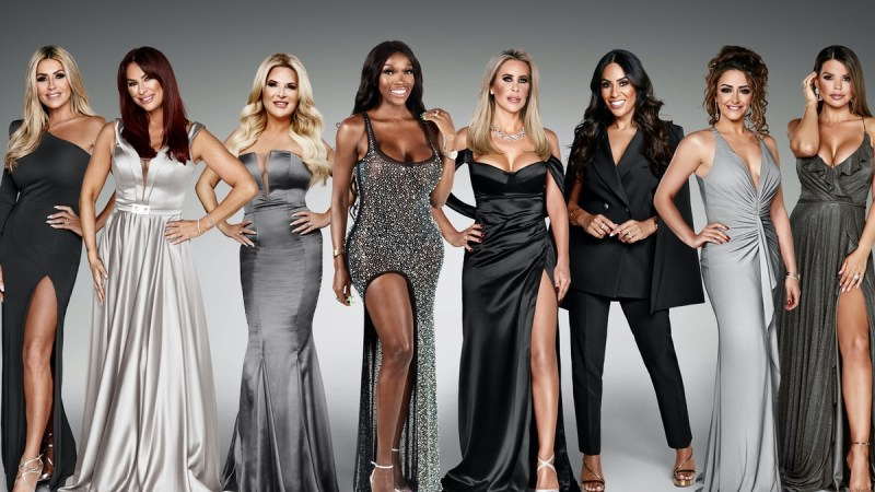 The Real Housewives of Cheshire 2020 cast